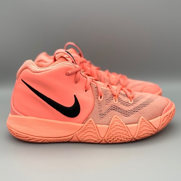 Atomic Pink Nike Kyrie 4 Nike Shoes   Kyrie 4 Gs Atomic Pink Black 6y Womens 75   Poshmark